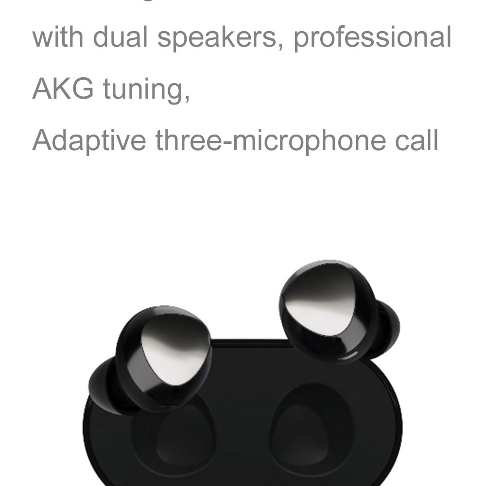 Original Samsung AKG Buds+ Wireless Galaxy Headset with Wireless charging buds2  Sport Bluetooth Earphone for Samsung S10 Plus